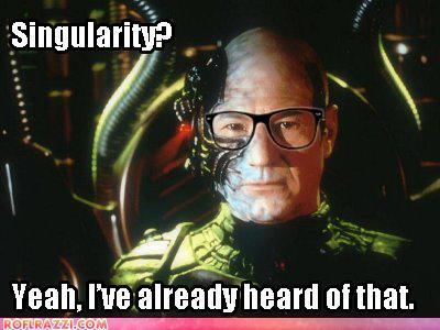 google glass singularity
