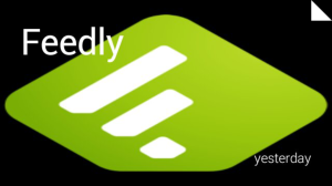 feedly glassware