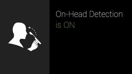onheaddetection