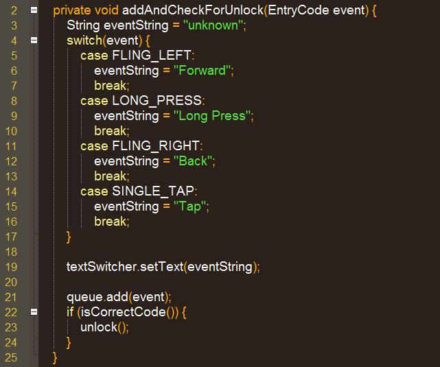 bulletproof google glass app code