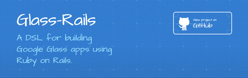 google glass-rails