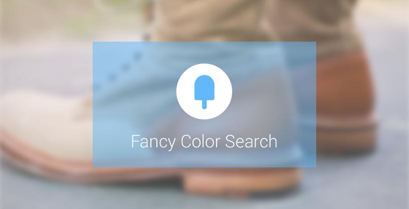 fancygoogleglassappcolorsearch