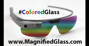 135e03ce8b11 Colored Glass Shades. The Google ...